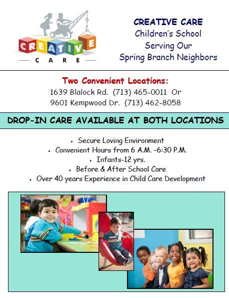 creative care children u0026 39 s school